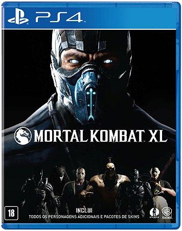 Jogo PS4 Usado Mortal Kombat XL