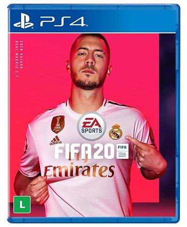 Jogo PS4 Usado FIFA 20