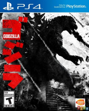 Jogo Godzilla PS4 Usado