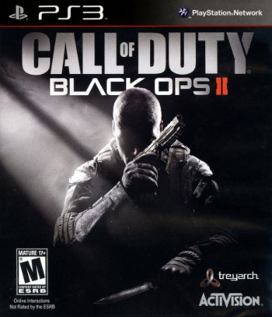 Jogo Call of Duty Black Ops II PS3 Usado