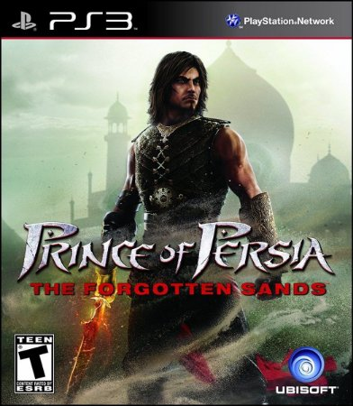 Jogo Prince of Persia The Forgotten Sands PS3 Usado