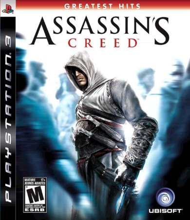 Jogo Assassin's Creed PS3 Usado