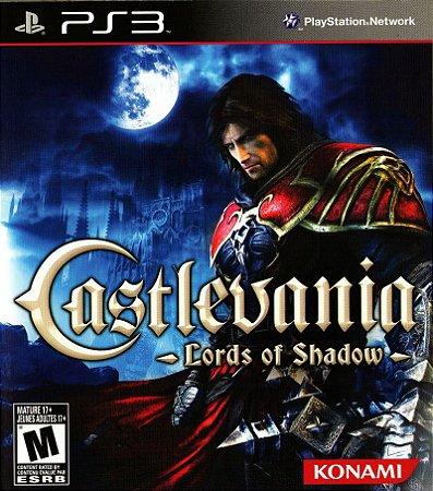 Jogo Castlevania Lords of Shadow PS3 Usado
