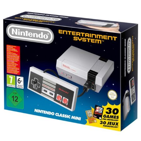 Console NES Classic Mini Usado