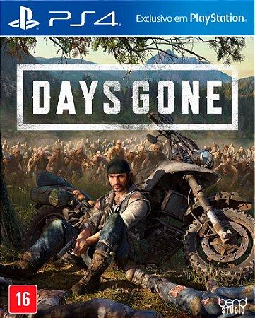Jogo Days Gone PS4 Usado