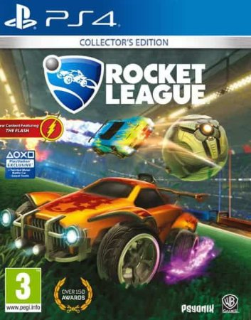 Jogo PS4 Usado Rocket League