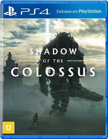 Jogo Shadow of the Colossus PS4 Usado