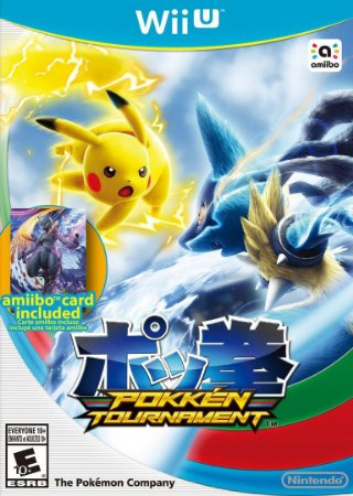 Jogo Pokken Tournament Nintendo Wii U Usado
