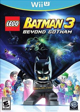 Jogo Nintendo WiiU Usado LEGO Batman 3: Beyond Gotham