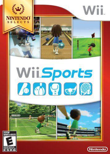 Jogo Wii Sports Nintendo Wii Usado