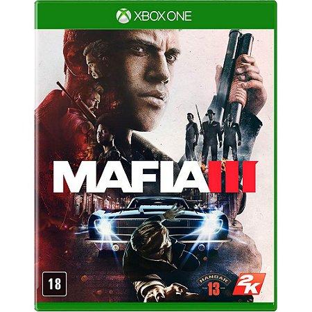 Jogo Mafia III  Xbox One Usado