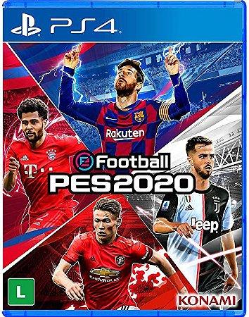 Jogo PES 2020 PS4 Usado
