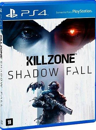 Jogo PS4 Usado Killzone Shadow Fall