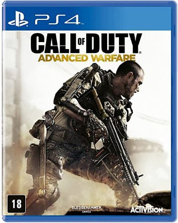 Jogo Call of Duty: Advanced Warfare  PS4 Usado