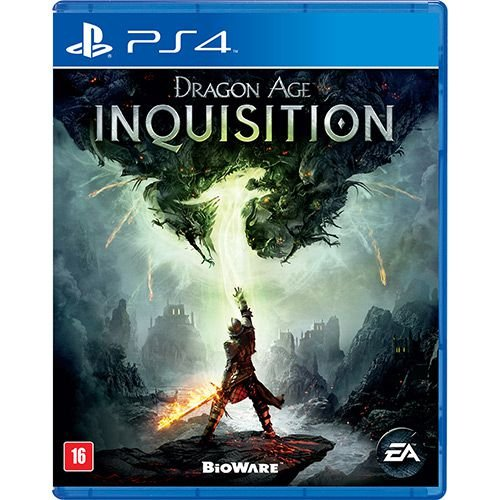Jogo Dragon Age Inquisition PS4 Usado