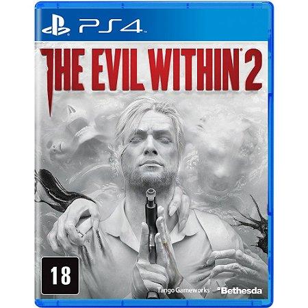 Jogo The Evil Within 2 PS4 Usado