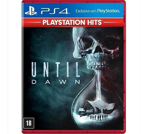 Jogo Until Dawn PS4 Usado