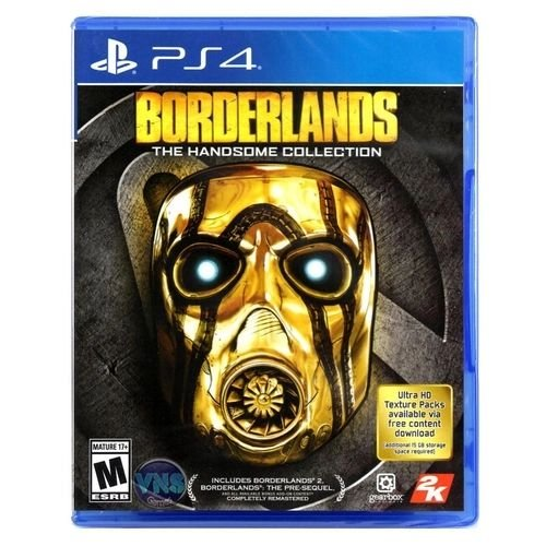 Jogo Borderlands: The Handsome Collection PS4 Usado