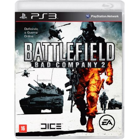 Jogo Battlefield: Bad Company 2 PS3 Usado