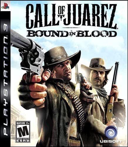 Jogo Call of Juarez: Bound in Blood PS3 Usado