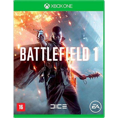 Jogo XBOX ONE Usado Battlefield 1