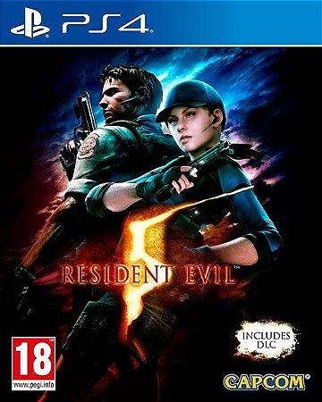 Jogo Resident Evil 5 PS4 Usado