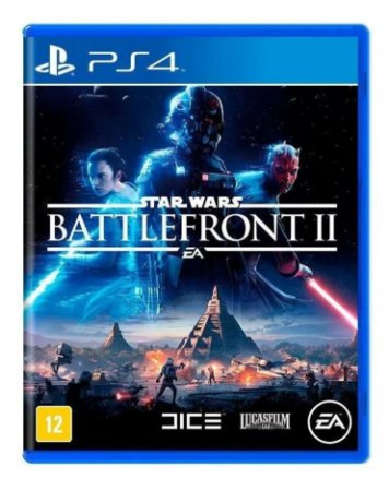 Jogo Star Wars Battlefront II PS4 Usado