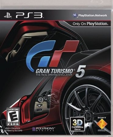 Jogo PS3 Usado Gran Turismo 5