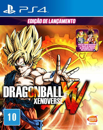 Jogo PS4 Usado Dragon Ball Xenoverse
