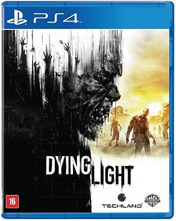 Jogo PS4 Usado Dying Light