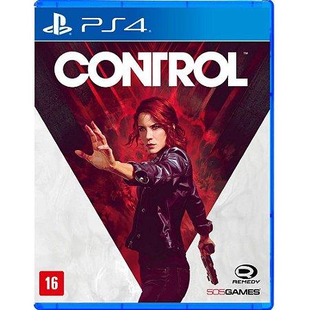 Jogo PS4 Novo Control