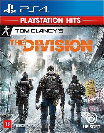Jogo PS4 Usado The Division