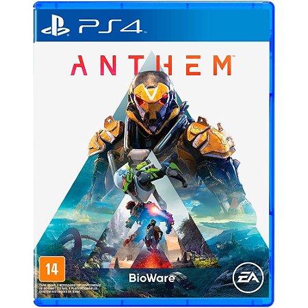 Jogo PS4 Usado Anthem