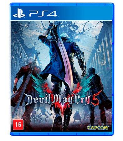 Jogo Devil May Cry 5 PS4 Usado