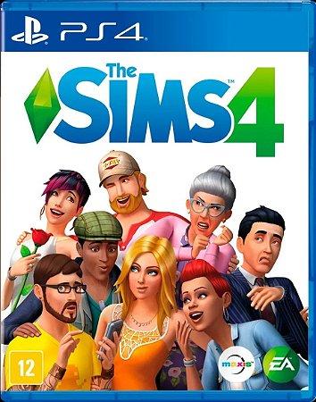 Jogo The Sims 4 PS4 Usado