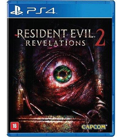 Jogo Resident Evil Revelations 2 PS4 Usado