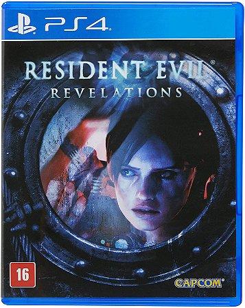 Jogo Resident Evil Revelations PS4 Usado