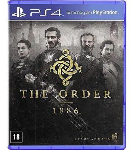 Jogo The Order 1886 PS4 Usado