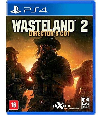 Jogo Wasteland 2 PS4 Usado