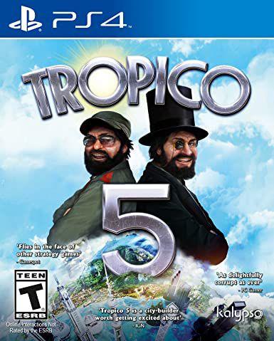 Jogo Tropico 5 PS4 Usado