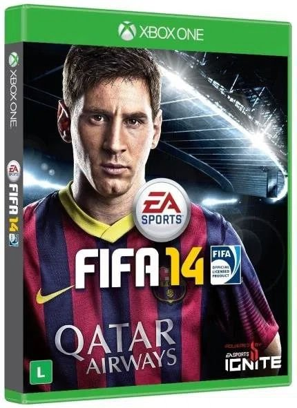 Jogo FIFA Soccer 2014 - Xbox One