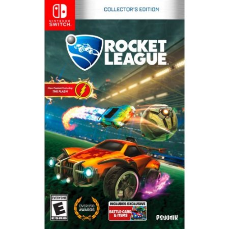 Jogo Rocket League Nintendo Switch Usado