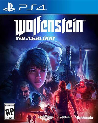 Jogo Wolfenstein Youngblood PS4 Usado