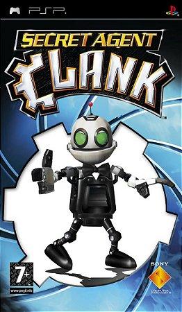 Jogo Secret Agent Clank PSP Usado