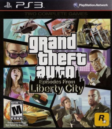 Jogo PS3 Usado Grand theft Auto IV Liberty City Stories