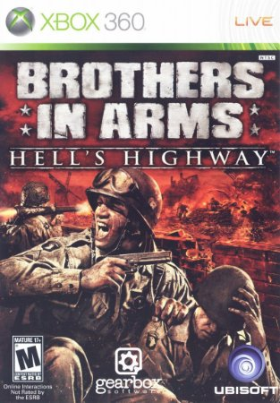 Jogo XBOX 360 Usado Brothers in Arms Hell's Highway