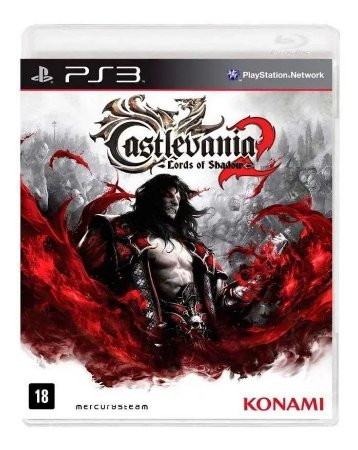 Jogo PS3 Usado Castlevania Lords Of Shadow 2