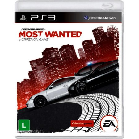 Jogo PS3 Usado Need for Speed Most Wanted