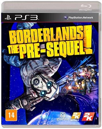 Jogo PS3 Usado Borderlands: The Pre-Sequel!