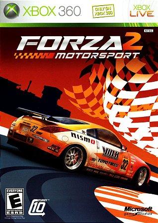Jogo XBOX 360 Usado Forza Motorsport 2